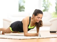 Home personal training