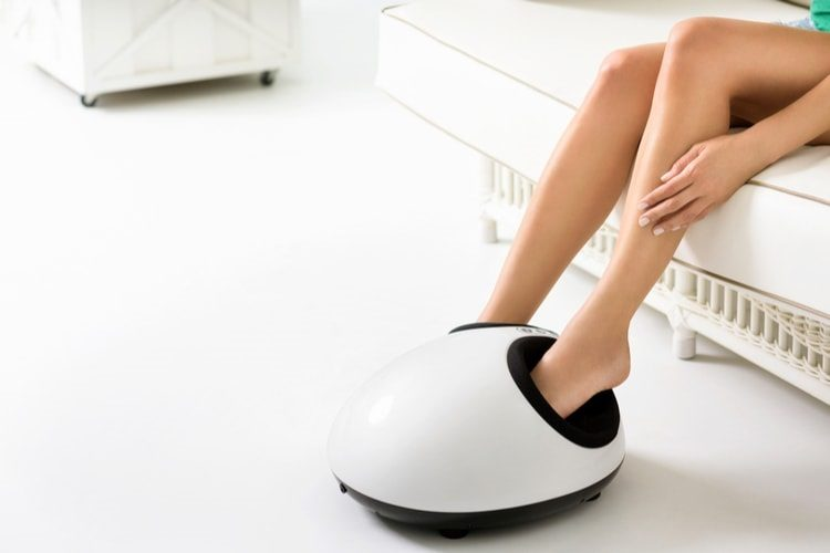 Best Relief With Foot And Ankle Massager